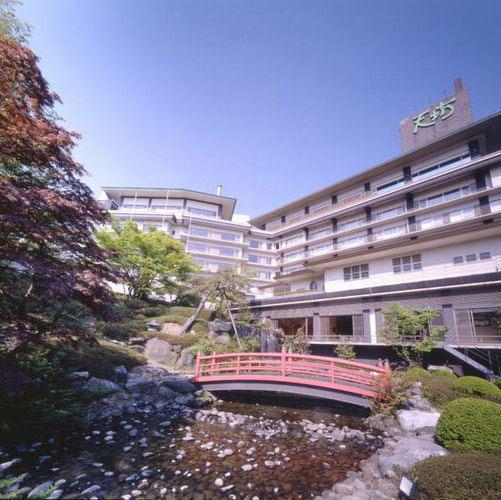 【特急列車付プラン】伊香保温泉 ホテル天坊(びゅうトラベルサービス提供)