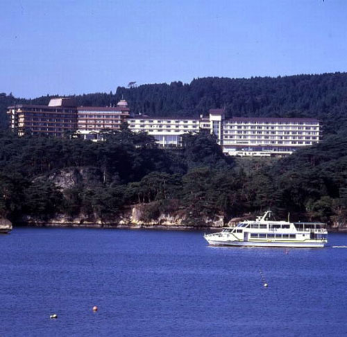【新幹線付プラン】ホテル松島大観荘(びゅうトラベルサービス提供)