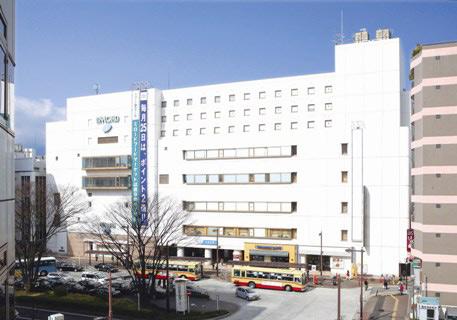 小田急ステ-ションホテル本厚木