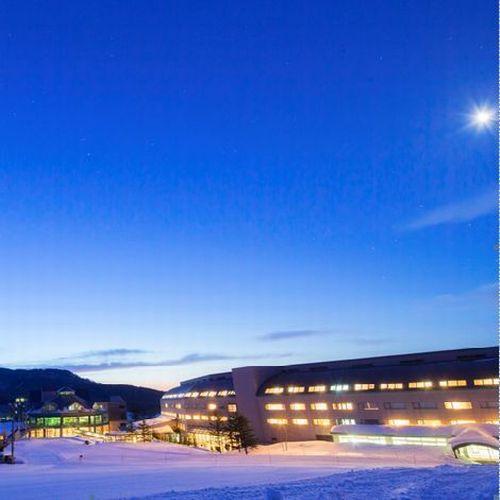 【新幹線付プラン】星野リゾート 磐梯山温泉ホテル(びゅうトラベルサービス提供)