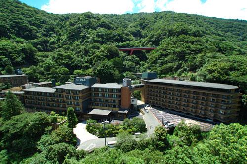 【特急列車付プラン】箱根湯本温泉 ホテル南風荘(びゅうトラベルサービス提供)