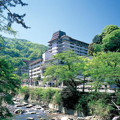 【特急列車付プラン】箱根湯本温泉 ホテル おかだ(びゅうトラベルサービス提供)