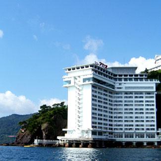 【特急列車付プラン】熱海温泉 ホテルニューアカオ(びゅうトラベルサービス提供)
