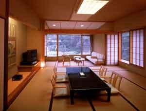 【特急列車付プラン】箱根湯本温泉 ホテル河鹿荘<神奈川県>(JR東日本びゅう提供)