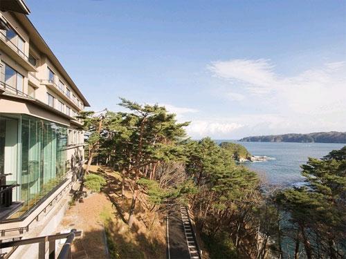 【新幹線付プラン】浄土ヶ浜パークホテル(びゅうトラベルサービス提供)