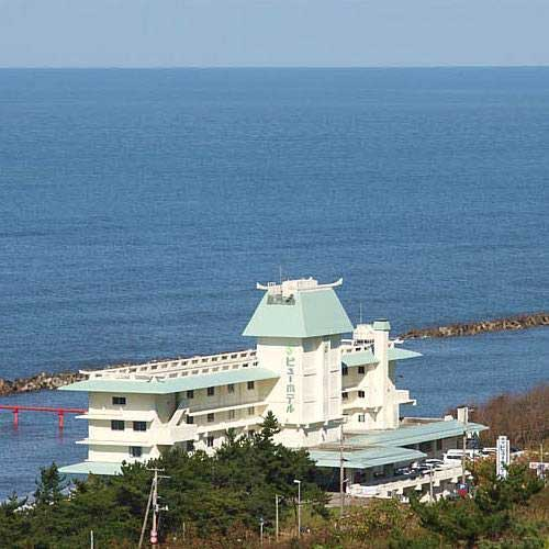 【新幹線付プラン】瀬波温泉 瀬波ビューホテル(びゅうトラベルサービス提供)