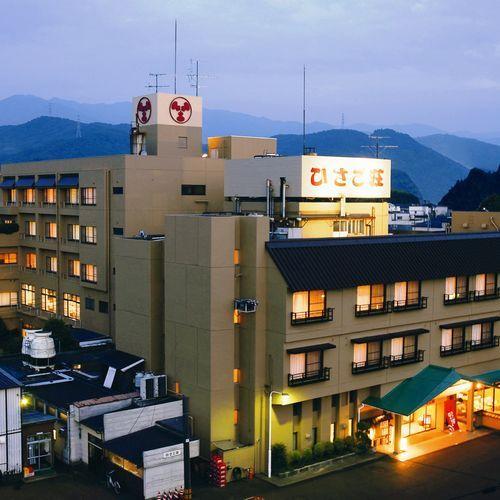 【新幹線付プラン】月岡温泉 ホテルひさご荘(びゅうトラベルサービス提供)