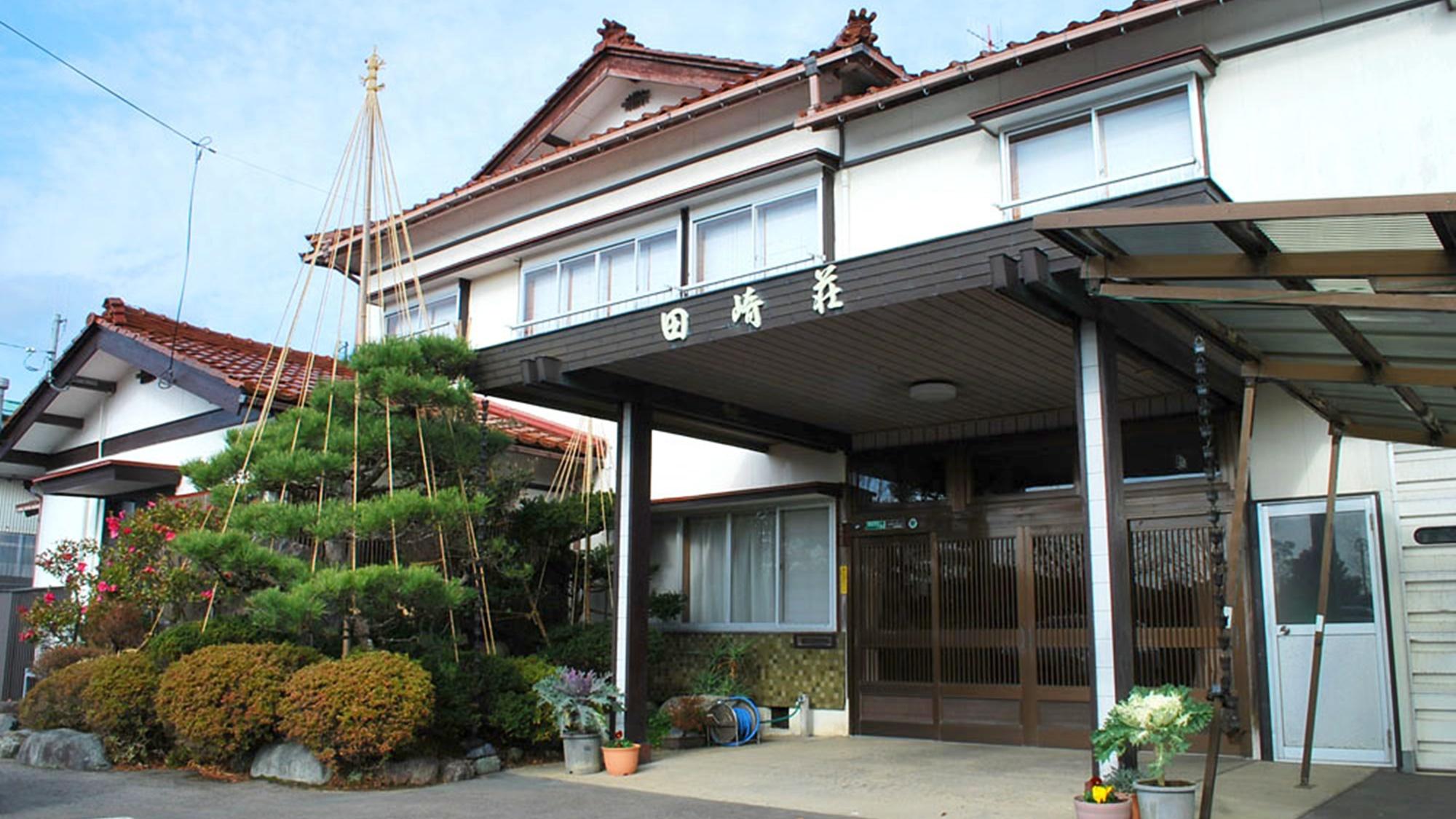 珠洲の料理民宿 田崎荘