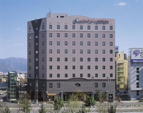 【新幹線付プラン】ホテルサンルート長野東口(びゅうトラベルサービス提供)