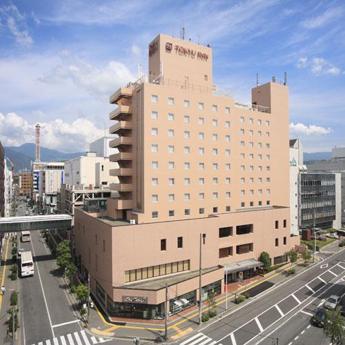 【特急列車付プラン】松本東急REIホテル (旧 松本東急イン)(びゅうトラベルサービス提供)