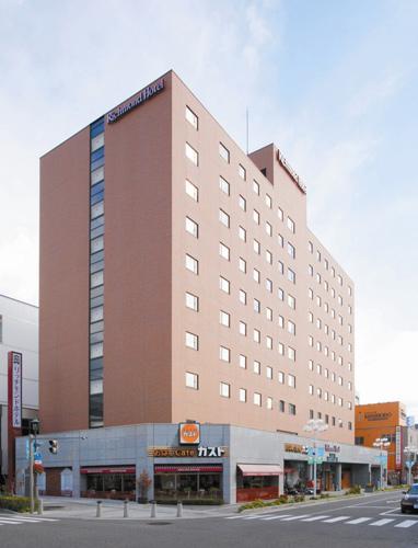 【特急列車付プラン】リッチモンドホテル松本(びゅうトラベルサービス提供)