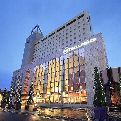 【特急列車付プラン】ホテル ブエナビスタ(びゅうトラベルサービス提供)