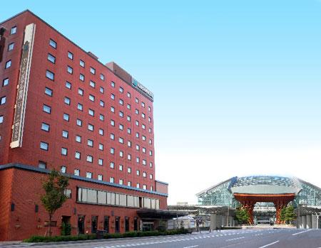 【新幹線付プラン】ガーデンホテル金沢(びゅうトラベルサービス提供)