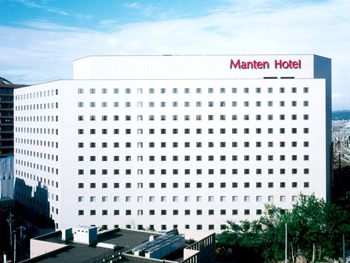 【新幹線付プラン】金沢マンテンホテル駅前(びゅうトラベルサービス提供)