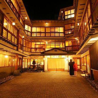 【新幹線付プラン】伊香保温泉 横手館(JR東日本びゅう提供)