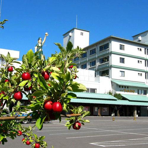 【新幹線付プラン】南田温泉 ホテルアップルランド(びゅうトラベルサービス提供)