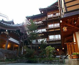 【新幹線付プラン】渋温泉 歴史の宿 金具屋(びゅうトラベルサービス提供)
