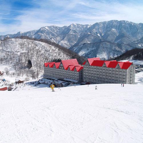 【新幹線付プラン】ホテルグリーンプラザ白馬(びゅうトラベルサービス提供)