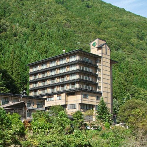 【特急列車付プラン】穂高荘 山月(びゅうトラベルサービス提供)