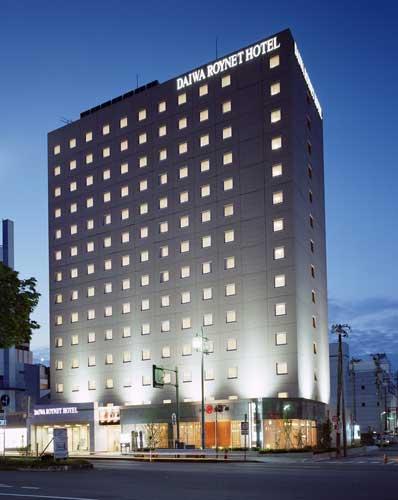 【新幹線付プラン】ダイワロイネットホテル秋田(びゅうトラベルサービス提供)