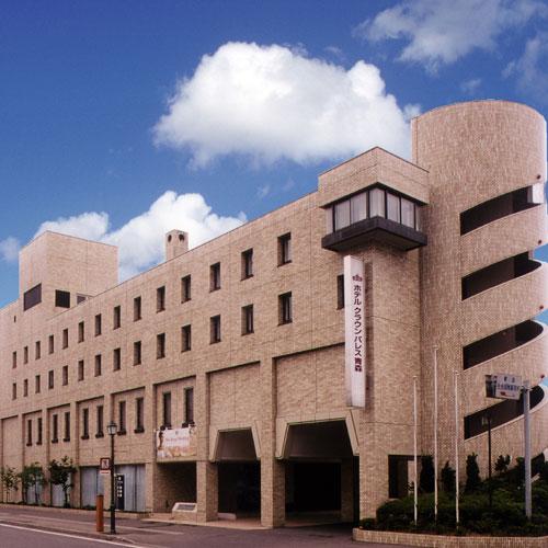 【新幹線付プラン】ホテルクラウンパレス青森(びゅうトラベルサービス提供)