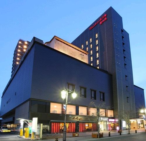 【特急列車付プラン】いわきワシントンホテル椿山荘(びゅうトラベルサービス提供)