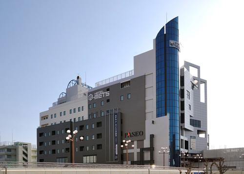 【新幹線付プラン】ホテル アール・メッツ宇都宮(びゅうトラベルサービス提供)