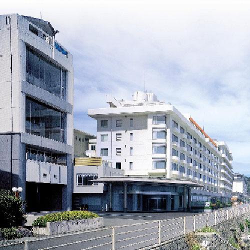 【特急列車付プラン】稲取温泉 いなとり荘(びゅうトラベルサービス提供)