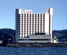 【特急列車付プラン】伊東温泉 サンハトヤ(びゅうトラベルサービス提供)
