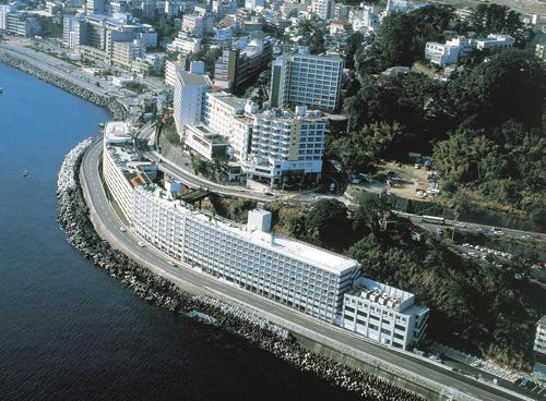 【特急列車付プラン】ホテルリゾーピア 熱海(びゅうトラベルサービス提供)