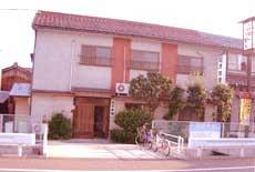 松原旅館の外観