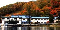 青木旅館の外観