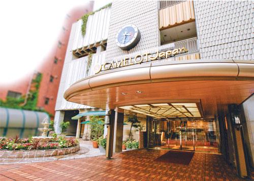 【新幹線付プラン】ホテル横浜キャメロットジャパン(びゅうトラベルサービス提供)