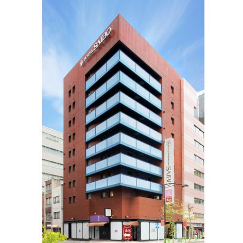 【新幹線付プラン】ホテル日本橋サイボー(びゅうトラベルサービス提供)