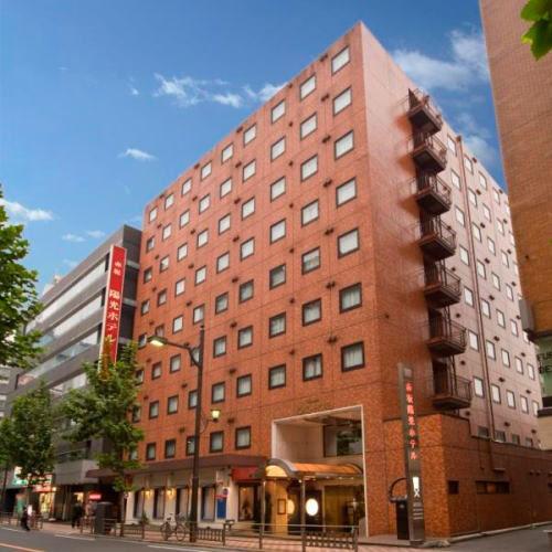【新幹線付プラン】赤坂陽光ホテル(びゅうトラベルサービス提供)