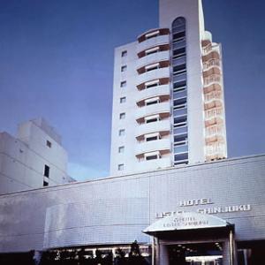 【新幹線付プラン】ホテルリステル新宿(びゅうトラベルサービス提供)