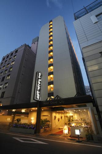 【新幹線付プラン】ホテルグランドシティ(びゅうトラベルサービス提供)