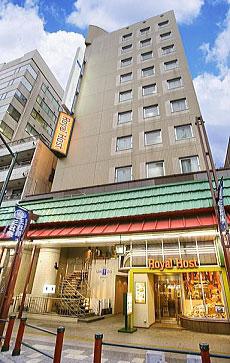 【新幹線付プラン】ユニゾイン浅草(旧:ホテルユニゾ浅草)(びゅうトラベルサービス提供)