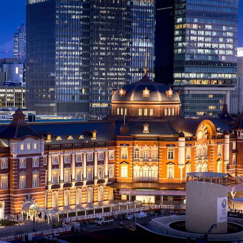 【新幹線付プラン】東京ステーションホテル(びゅうトラベルサービス提供)