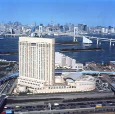 【新幹線付プラン】グランドニッコー東京 台場(びゅうトラベルサービス提供)