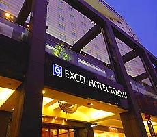 【新幹線付プラン】赤坂エクセルホテル東急(びゅうトラベルサービス提供)
