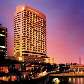 【新幹線付プラン】ホテル インターコンチネンタル東京ベイ(びゅうトラベルサービス提供)