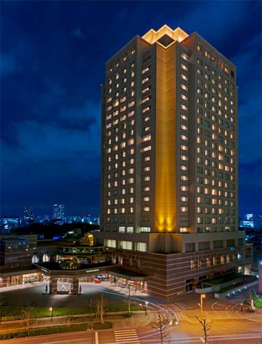 【新幹線付プラン】ウェスティンホテル東京(びゅうトラベルサービス提供)