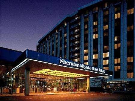 【新幹線付プラン】シェラトン都ホテル東京(びゅうトラベルサービス提供)
