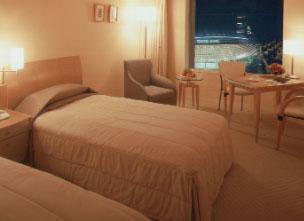 【新幹線付プラン】東京ドームホテル(JR東日本びゅう提供)