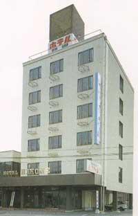 ビジネスホテル彦根
