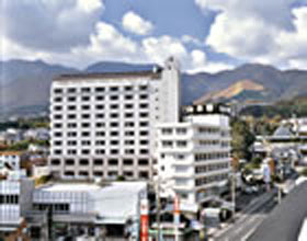 【特急列車付プラン】別府鉄輪温泉 ホテル山水館(JR九州旅行提供)