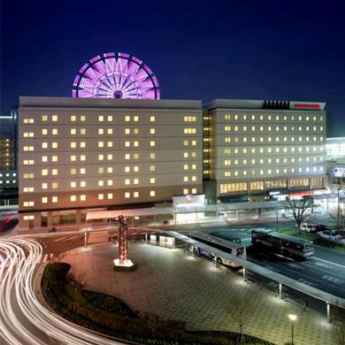 【新幹線付プラン】JR九州ホテル鹿児島(JR九州旅行提供)