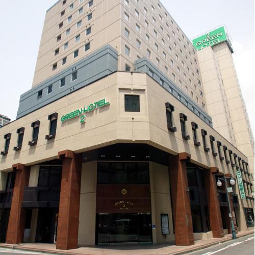 【JR列車付プラン】博多グリーンホテル2号館(JR九州旅行提供)