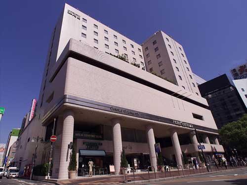 【JR列車付プラン】ホテルセントラーザ博多(JR九州旅行提供)